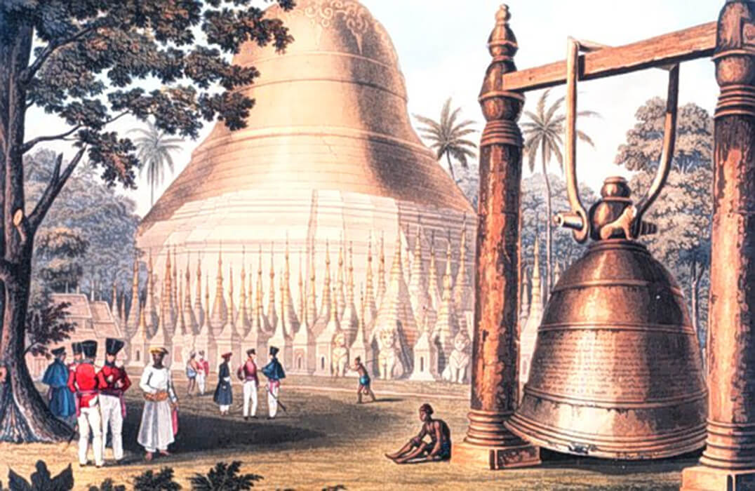 Loceng Emas Dhammazedi