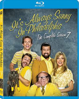 It's Always Sunny in Philadelphia – Temporada 7 [2xBD25] *Subtitulada