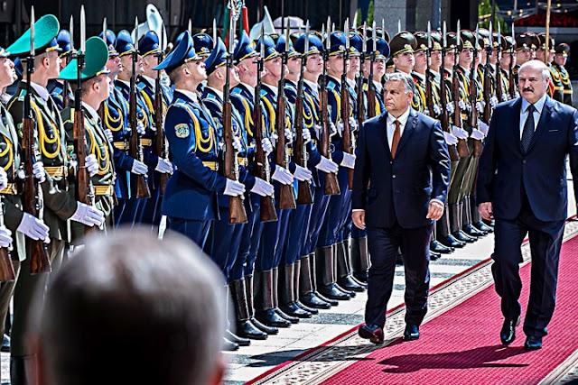 Nagy a jelentősége Orbán Viktor minszki látogatásának