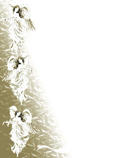 Christian Images In My Treasure Box: Angel Borders ...