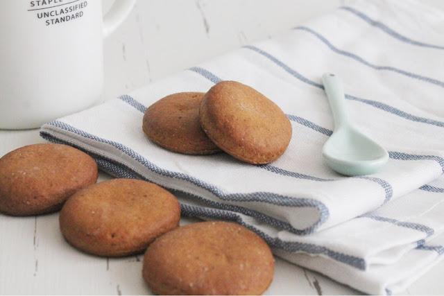 Biscotti integrali al miele di timo