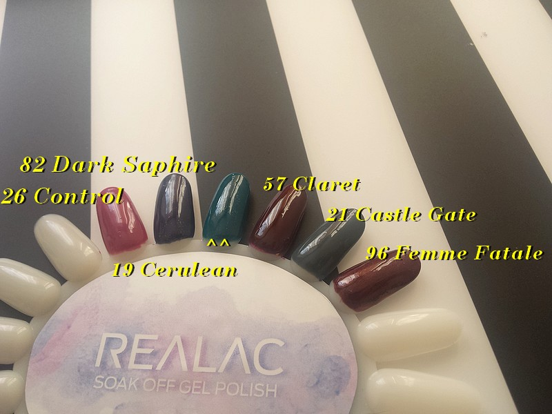 jesienne kolory paznokci realac