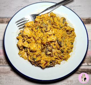 Chicken & Bacon Risotto Recipe Slimming World Friendly
