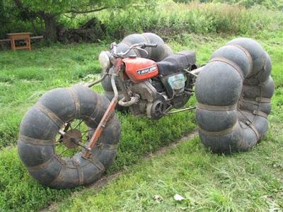 Redneck Motorcycle