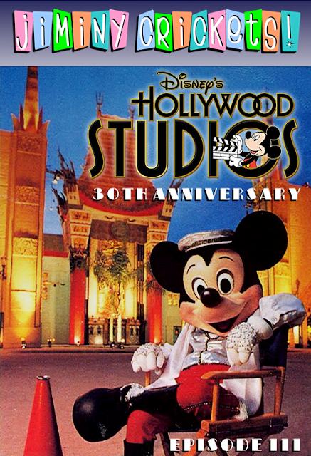 Jiminy Crickets Episode 111 - Disney's Hollywood Studios