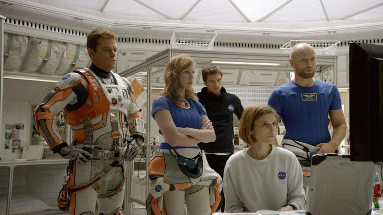 Fotograma: Marte. The Martian (2015)