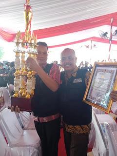 Desa Sumbermujur Raih Peringkat 2 Lomba Siskampling  Se-Jawa Timur
