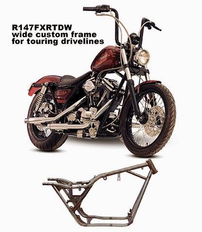 American Motorcycle Design: Paughco