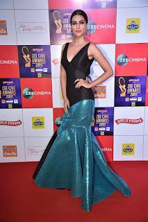 Kriti Sanon At Zee Cine Awards 2019