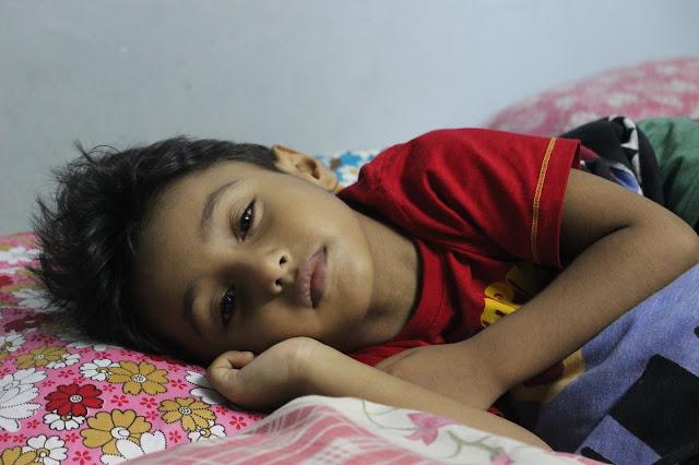 Sourajit Saha's Nephew Rick 17