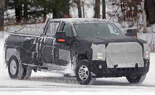 2020 Silverado 2500hd Sneak Peek
