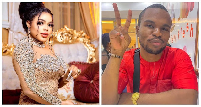 I will arrest You- Bobrisky threatens to arrest an Instagram Blogger for using his names for clout on social media