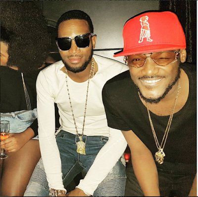 """2baba Is A Wicked Sharp Guy"": Says Bangalee As They Pose Together"