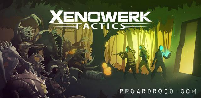 تحميل لعبة Xenowerk Tactics Full كاملة للأندرويد (اخر اصدار) logo