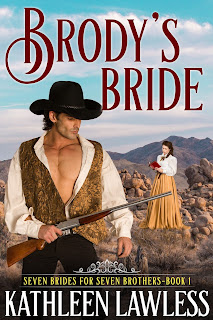 Brody's Bride - Book Cover