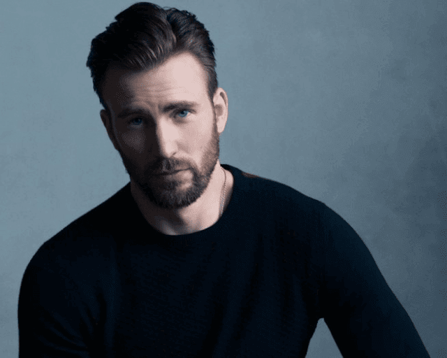 Chris Evans Hollywood Actor HD Wallpaper Photo Images