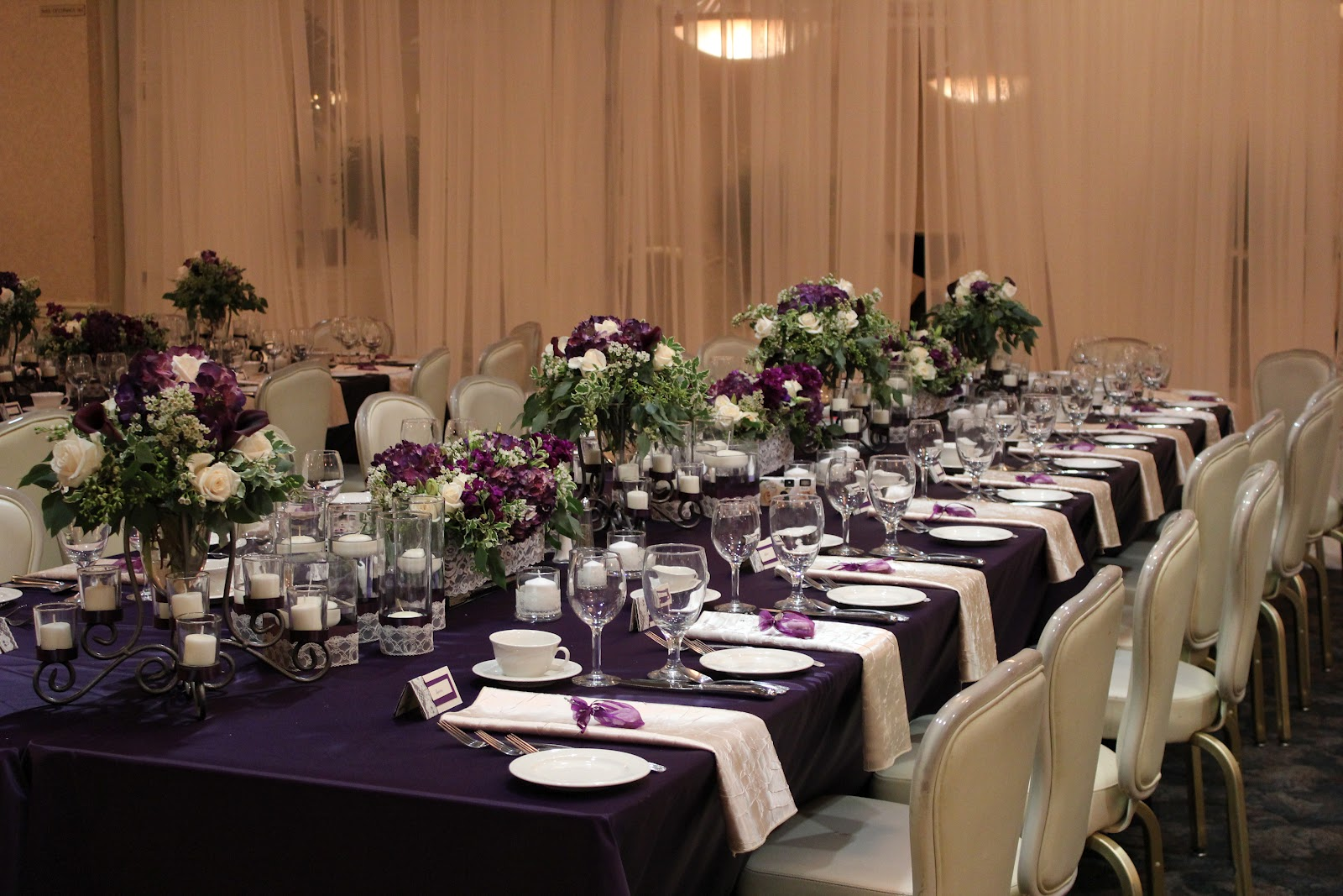 Chair Cover Rentals Utah Event Chairs And Tables Table Linens Eggplant Home Decoration Club