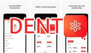 شرح تطبيق Dent للحصول على باقات انترنت مجانية