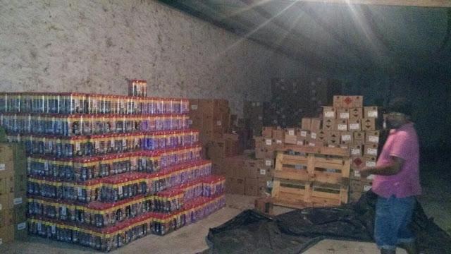 Cargas roubadas são recuperadas no interior do estado