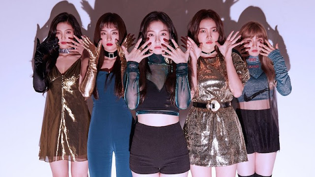 Here's How Each Member of Red Velvet Looks With No Makeup On