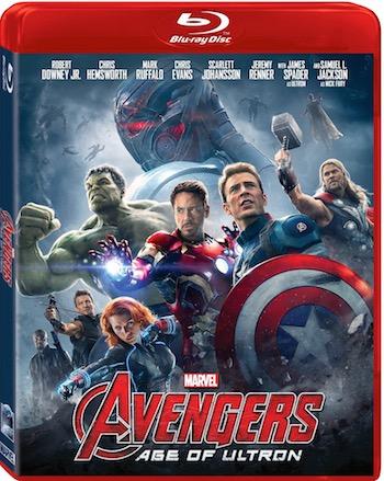 Avengers Age of Ultron 2015 BluRay 480p 400mb ESub