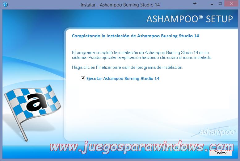 Ashampoo Burning Studio v14.0.5.10 Full PC ESPAÑOL 5