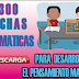 300 fichas para trabajar Matemáticas (Pensamiento Matemático)