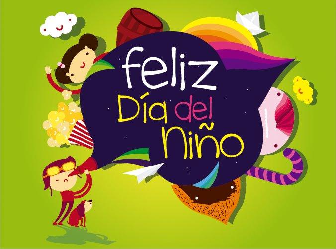 Feliz Día Del Niño 30 De Abril México Imagenes Y Carteles