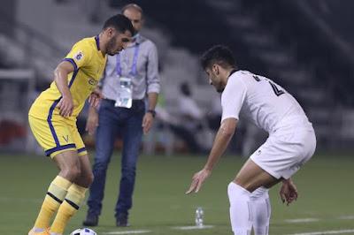 ملخص واهداف مباراة النصر وسباهان اصفهان (2-0) دوري ابطال اسيا