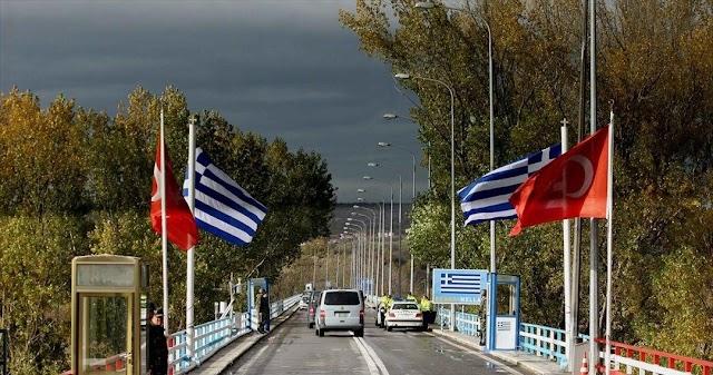 Συνεχείς μετακινήσεις μυστικών πρακτόρων στα σύνορα του Έβρου απο Ερντογάν!
