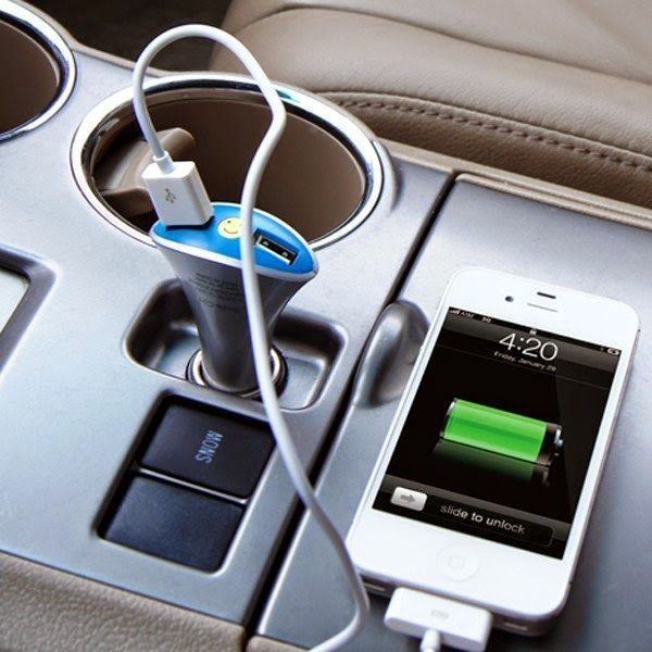 Awesome and Cool Car Rechargers (15) 8