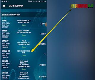 Cara Isi Pulsa Paket Nelpon Telkomsel 2100 Menit CEKSHN