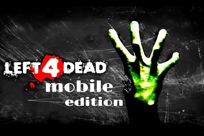 Left 4 Dead 2 v 1.0 Apk for Android Terbaru