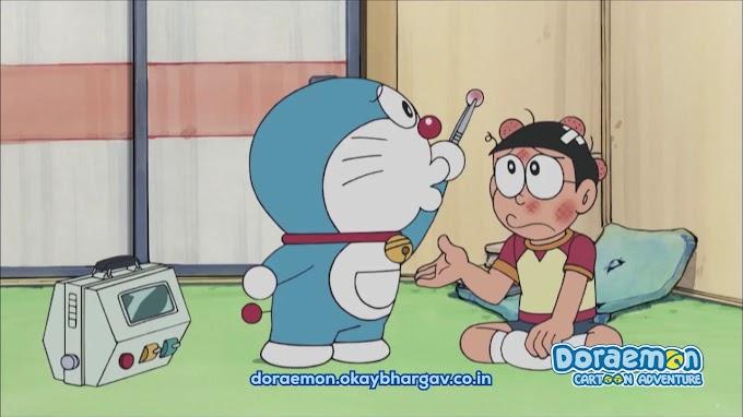 Doraemon Episode 1-A Story of Peeling Body Skin   Jaiko and Dorami Have Boyfriends? Season 16