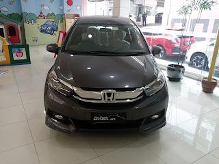 Cicilan kredit Honda Mobilio via CIMB NIAGA FINANCE, RS, MANUAL, MATICK