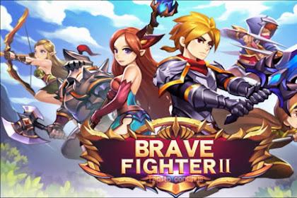 (Update) Brave Fighter 2 Mod Apk v1.4.9 (Unlimited Diamond)