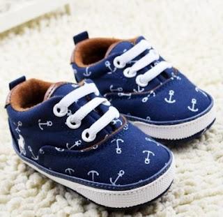 Model Sepatu Prewalker Bayi Perempuan Dan Laki-laki Paling Lembut