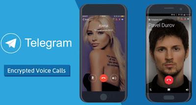 chiamate telegram