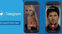 Chiamate con Telegram, sicure e di qualità superiore
