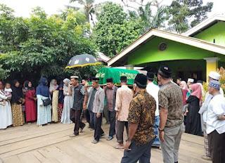 Innalilahi.. Imam Masjid Meninggal Saat Sujud Terakhir Sholat Jumat