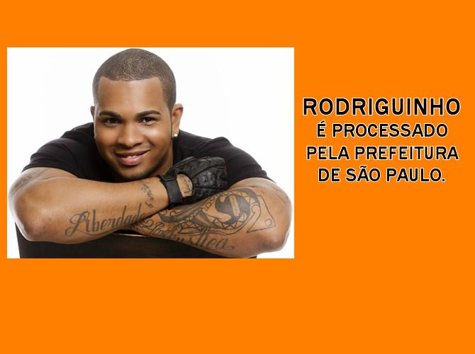 Cantor Rodriguinho acumula quase R$2 milhões em dívidas