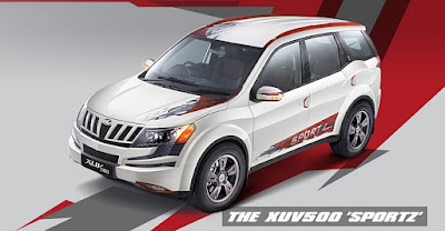 2017 Mahindra XUV500 Sportz Limited Edition image