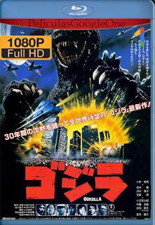 El retorno de Godzilla [1984] [1080p BRrip] [Castellano-Japones-Ingles] [HazroaH]