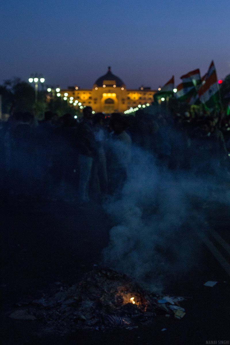 Jaipur Erupts in Anger over Pulwama Attack.