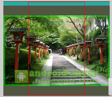 Cara Ganti & Pasang Gambar Wallpaper Android Tanpa Crop/Full