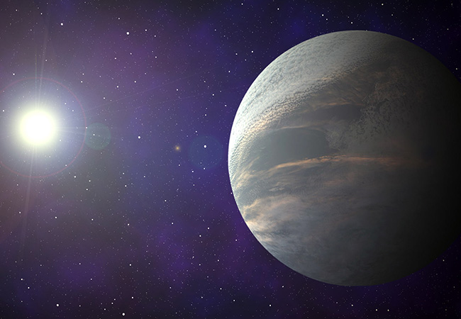 Penelitian Scientists identify exoplanets in which same chemistry made life on Earth