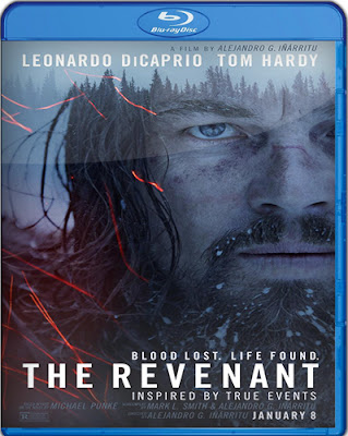 The Revenant 2015 BDRip HD 1080p Dual Latino