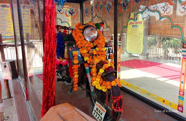 Om Banna Temple, Rajasthan