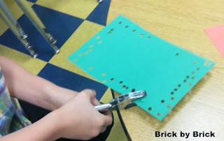 Punching Paper (Brick by Brick)