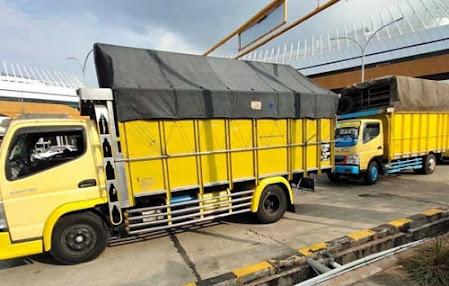 Sewa Truk Surabaya Pekanbaru